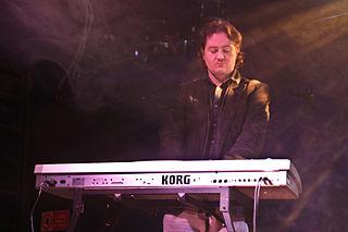 Martin Powell British musician