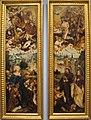 Martin schaffner, due ali di altare della peste da ulm, 1513-14 ca.JPG