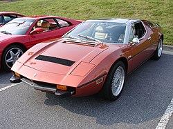 Maserati Bora - Wikipedia, la enciclopedia libre