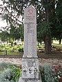 Mass grave, Soviet Military Cemetery, Alsovaros, 2016 Szekszard.jpg