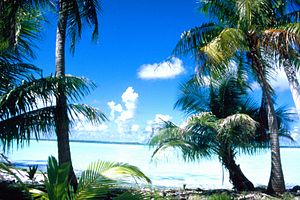 Mataiva - Mataiva lagoon