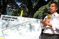 Mauricio Macri anunció la construcción de un nuevo Metrobus para el sur de la Ciudad (6839193620).jpg