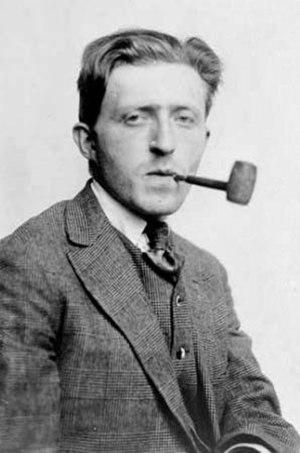 Maxwell Bodenheim - Maxwell Bodenheim in 1919