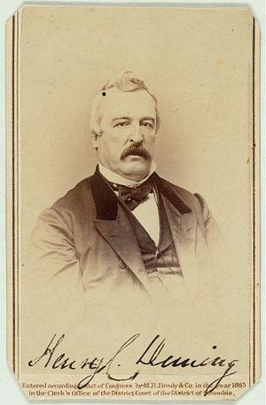 Henry C. Deming - Image: Mayor Henry C Deming