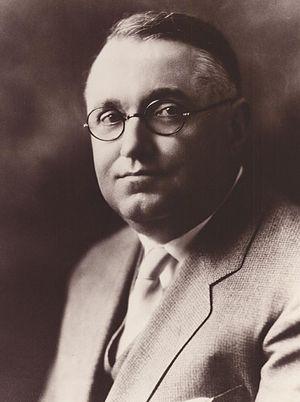San Diego mayoral election, 1932 - Image: Mayor Forward Jr