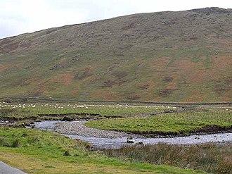 Scaur Water - A meander on Scaur Water