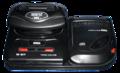 Mega Drive II (PAL) + Mega-CD II (PAL) + 32X (PAL).png