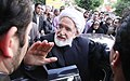 Mehdi Karroubi meeting with the clerics and hawza students - 5 May 2009 (15 8802151513 L600).jpg