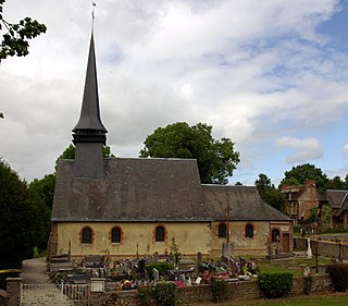 Mélicourt Commune in Normandy, France