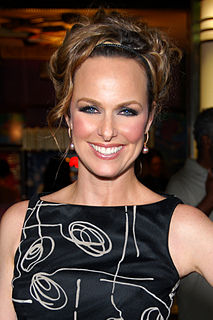Melora Hardin American actress and singer