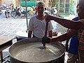 Memasak Bubur Banjar Menu Berbuka Puasa di Surakarta.jpg
