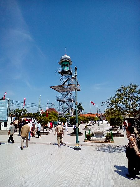 File:Menara Masjid Agung Demak.jpg