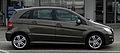 Mercedes-Benz B 180 CDI (T 245, Facelift) – Seitenansicht, 10. Juni 2011, Velbert.jpg