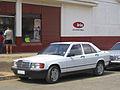 Mercedes Benz 190 E 2.0 1988 (15639527812).jpg
