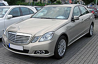 Mercedes-Benz W212 thumbnail