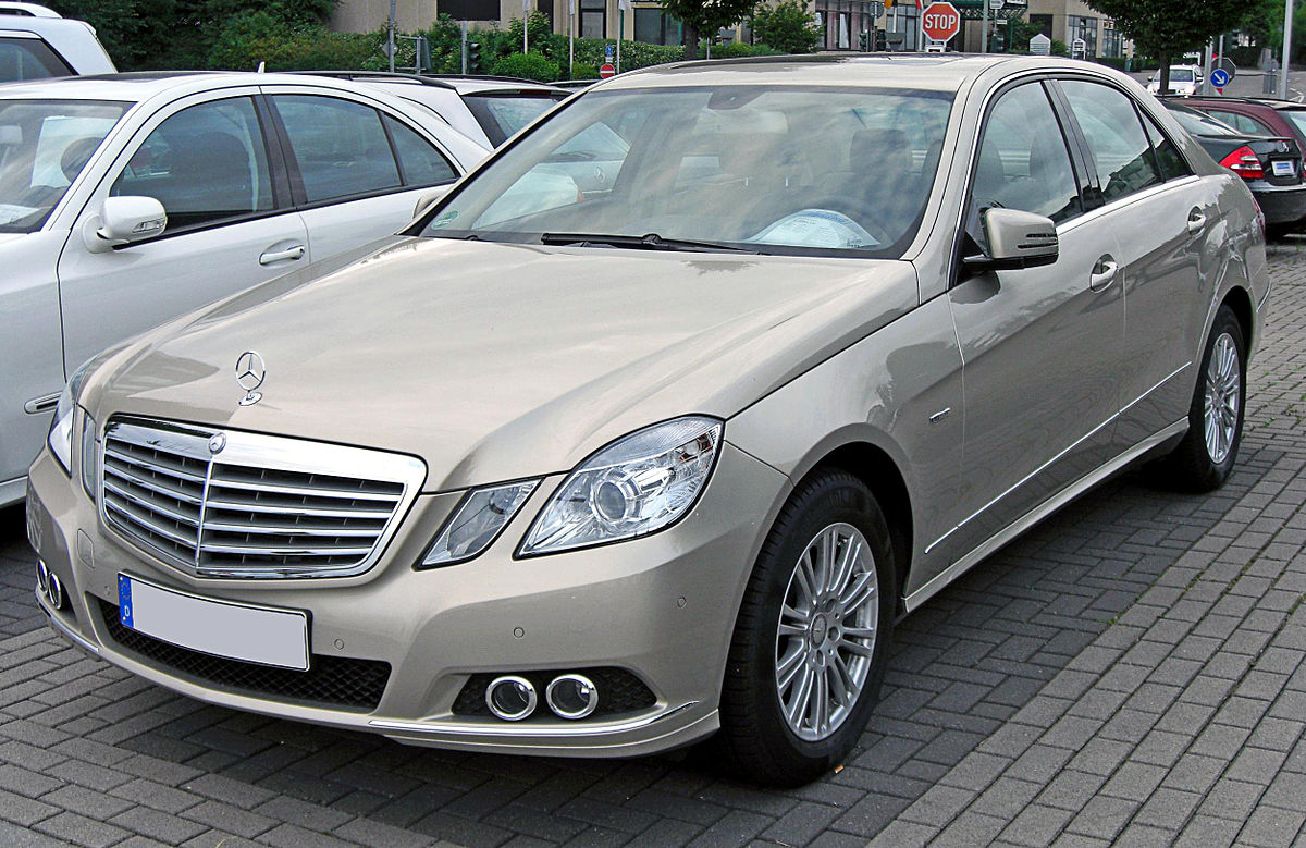 Mercedes Benz W212 Wikipedia