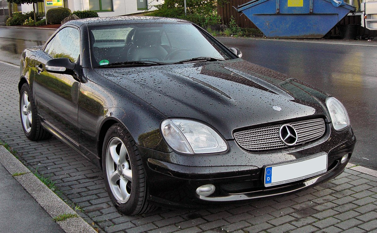 mercedes benz slk wikipedia. Black Bedroom Furniture Sets. Home Design Ideas