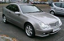 Mercedes W203 front 20071102.jpg