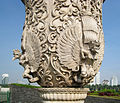 Merdeka Square Garuda Vase 3.JPG