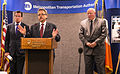 Metro-North Presser with Gov. Malloy (14384493114).jpg