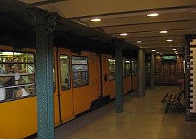 Vörösmarty utca (Budapest Metro)