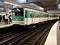 Metro de Paris - Ligne 5 - Gare de l Est 02.jpg