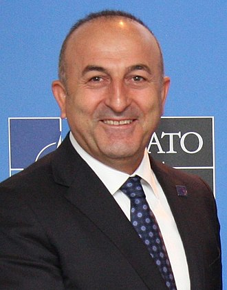 Minister of Foreign Affairs (Turkey) - Image: Mevlüt Çavuşoğlu (cropped)
