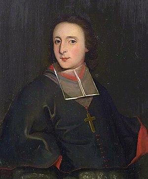 François-Louis de Pourroy de Lauberivière - Image: Mgr Francois Louis de Pourroy de Lauberiviere