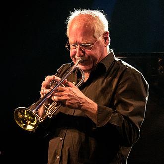 Michael Mantler - Michael Mantler at the Moers Festival, Moers, Germany, 2015