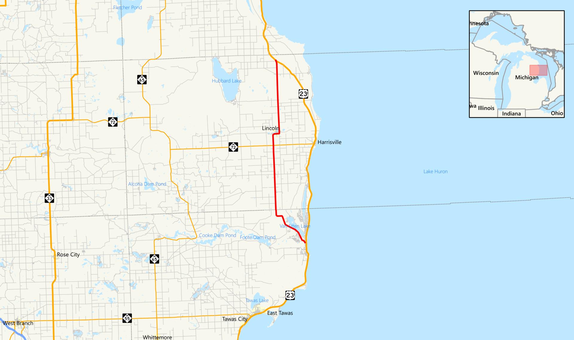 Oscoda Michigan Wikipedia Autos Post