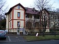 Michle, Budějovická 35, zleva.jpg