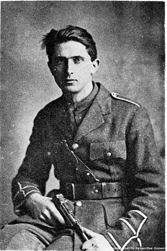 Irish Republican Army (1922–1969) - Mick Mansfield, Staff Engineer, Waterford Brigade, 1922.