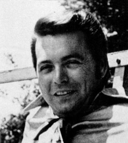 Mickey Gilley in 1970