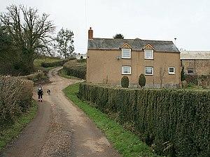 Ashculme - Image: Middle Ashculm Farm on Ashculme Hill geograph.org.uk 1219727