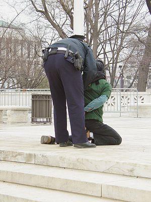 Midge potts arrested