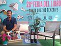 Miguel Aguerralde en la 28º Feria del Libro de Santa Cruz de Tenerife (2016).jpg