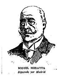 Miguel Morayta, El País, 25 de marzo de 1903.jpg