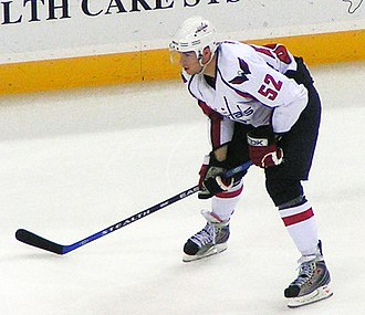 Mike Green (ice hockey, born 1985) - Mike Green, November 15, 2008