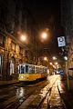 Milano via Tommaso Grossi tram.jpg