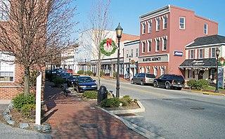 Milford, Delaware City in Delaware, United States
