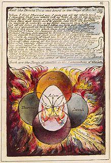William Blakes prophetic books
