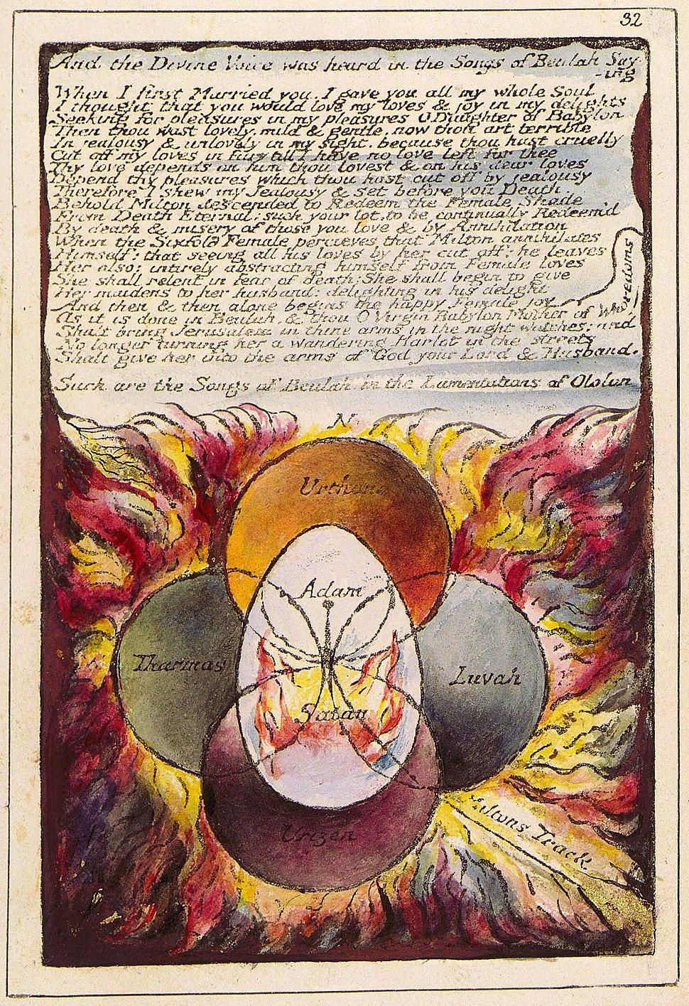 Milton a Poem, copy C, object 34