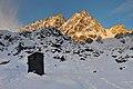 Mint Hut outhouse. Talkeetna Mountains, Alaska (30739423892).jpg