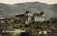 Palacio Presidencial de Miraflores, 1909