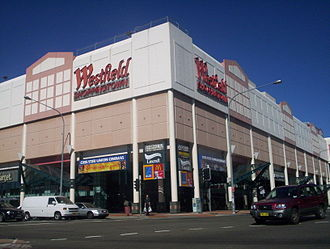 Miranda, New South Wales - Westfield shopping centre prior to renovations, Miranda