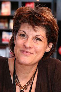 Mireille Calmel 20090315 Salon du livre 1.jpg
