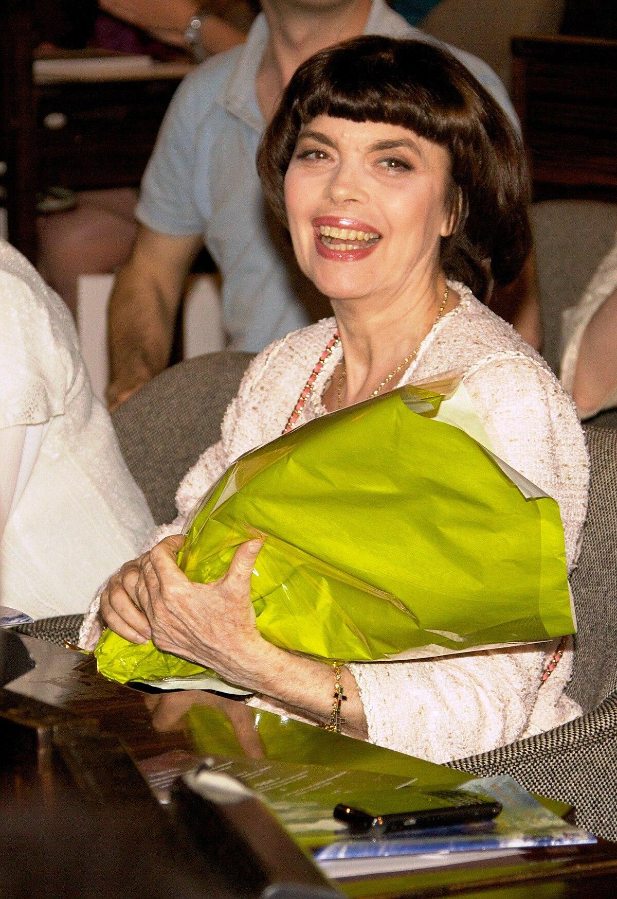 Mireille Mathieu Wikipedia