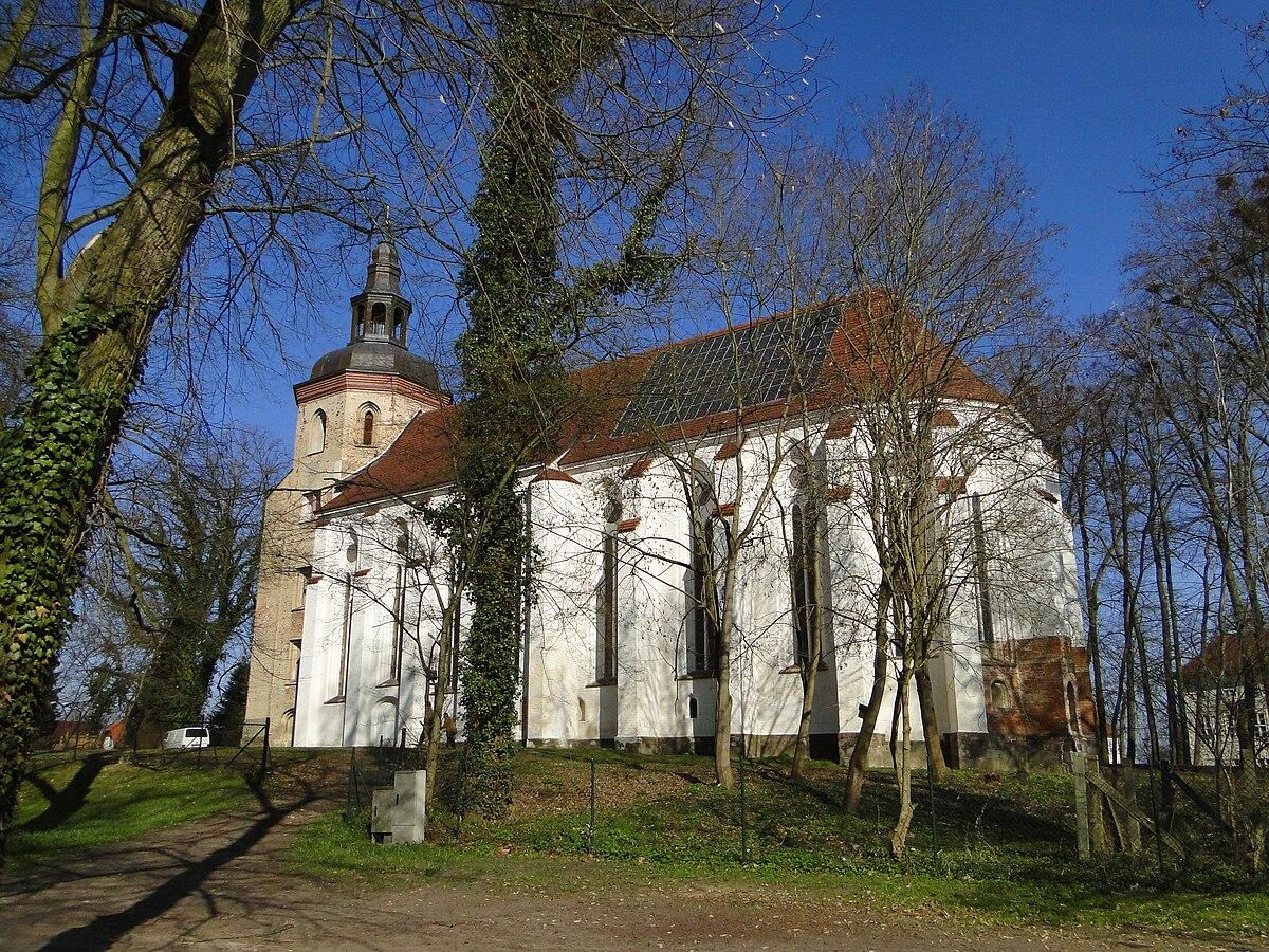 Johanniterkirche Mirow Wikipedia