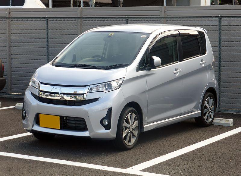 File:Mitsubishi eK custom (B11W) front.JPG