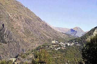 Mizoën Commune in Auvergne-Rhône-Alpes, France